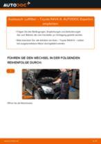 Schritt-für-Schritt-PDF-Tutorial zum Achskörperlager-Austausch beim Renault Trafic JL