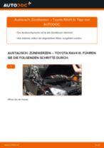 PDF-Tutorial zur Wartung für PREVIA / ESTIMA