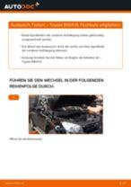 Nissan Primastar Kastenwagen Getriebehalter: Online-Handbuch zum Selbstwechsel