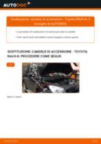 Manuale di risoluzione dei problemi TOYOTA COROLLA