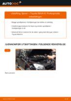 Hvordan bytte Endeledd Renault Scenic 3 - guide online