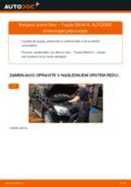 Priročnik PDF o vzdrževanju 156