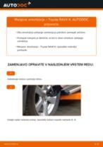 ALFA ROMEO 156 navodila za popravilo in vzdrževanje