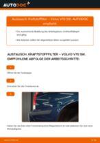 AUDI A2 Axialgelenk Spurstange: Online-Handbuch zum Selbstwechsel