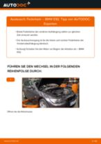 DIY-Leitfaden zum Wechsel von Halter, Stabilisatorlagerung beim VW JETTA 2020