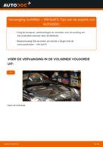 Hoe luchtfilter vervangen bij een VW Golf 5 – Leidraad voor bij het vervangen