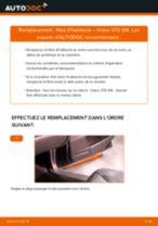 Changement Capteur ABS Renault Espace J11 : guide pdf