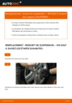 Changement Capteur ABS MERCEDES-BENZ GLS : guide pdf