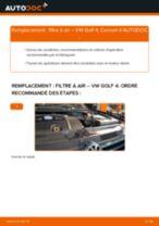 PDF manuel sur la maintenance de LAGUNA