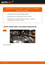 Udskift motorolie og filter - VW Golf 5 | Brugeranvisning