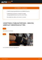 Udskift stabilisatorstang for - BMW E92   Brugeranvisning