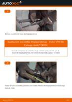 Tutorial paso a paso en PDF sobre el cambio de Kit de accesorios, pastillas de frenos en Twingo c06