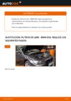 Sustitución de Tubo flexible de aspiración filtro de aire en Audi A3 Berlina - consejos y trucos