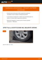 Come cambiare ammortizzatori della parte posteriore su VW Golf 5 - Guida alla sostituzione