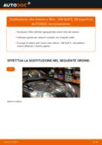 Impara a risolvere il problema con Filtro Olio VW