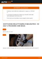 Montaggio Barra accoppiamento VW GOLF IV (1J1) - video gratuito