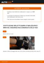 Come cambiare biellette barra stabilizzatrice della parte anteriore su BMW E92 - Guida alla sostituzione