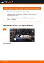Montering Spiralfjädrar VOLVO V70 II (SW) - steg-för-steg-guide