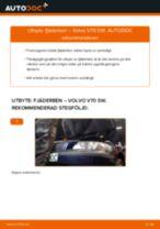 Verkstadshandbok för VOLVO V70 III Kasten / Kombi (135)