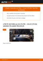 MANN-FILTER HU 819 x för V70 II (285) | PDF instruktioner för utbyte