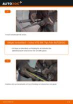 Byta torkarblad bak på Volvo V70 SW – utbytesguide