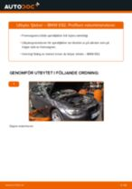 Byta fjädrar fram på BMW E92 – utbytesguide