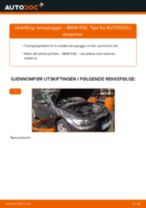 Slik bytter du tennplugger på en BMW E92 – veiledning
