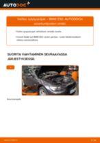 Kuinka vaihtaa sytytystulpat BMW E92-autoon – vaihto-ohje