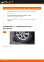 Wymiana Amortyzator tylne VW GOLF V (1K1): poradnik pdf