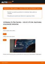 Zalecenia mechanika samochodowego dotyczącego tego, jak wymienić VOLVO Volvo V70 SW 2.4 D5 Filtr oleju