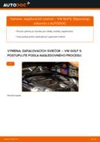 Návod na obsluhu VW SHARAN - Manuál PDF