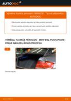 Jak vyměnit zadní tlumiče pérování na BMW E92 – návod k výměně