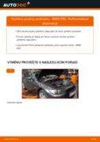 Instalace System rychleho startu BMW 3 Coupe (E92) - příručky krok za krokem