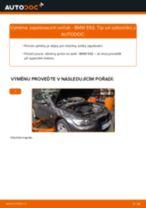 Instalace Zapalovaci svicka BMW 3 Coupe (E92) - příručky krok za krokem