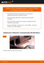 Priročnik PDF o vzdrževanju C70