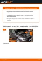 Kako zamenjati avtodel vzmeti spredaj na avtu BMW E92 – vodnik menjave