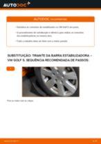 PDF manual sobre manutenção de CRX