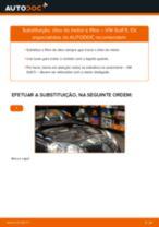 Guia passo-a-passo do reparo do Honda CRX AF