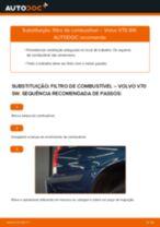 Tutorial passo a passo em PDF sobre a substituição de Filtro do Habitáculo no Honda Integra DC2