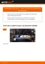 Manual DIY sobre como substituir o Filtro de Ar no BMW Série 3