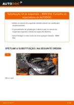 Substituindo Amortecedor de suspensão em BMW 3 Coupe (E92) - dicas e truques