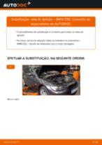 Recomendações do mecânico de automóveis sobre a substituição de BMW BMW E82 123d 2.0 Vela de Ignição
