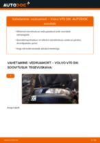 Volvo v70 bw samm-sammuline remondijuhend