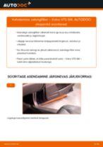 Kuidas vahetada Volvo V70 SW salongifilter – õpetus