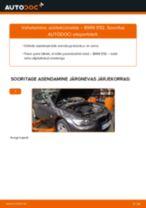 BMW 3 SERIES Süüteküünal vahetus: tasuta pdf