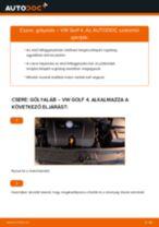 MAZDA 5 első és hátsó Fékbetét cseréje: kézikönyv pdf