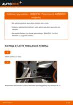 VW gale ir priekyje Varikliukas, priekinio stiklo valytuvai keitimas pasidaryk pats - internetinės instrukcijos pdf