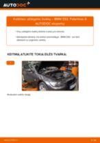 Kaip pakeisti BMW E92 uždegimo žvakių - keitimo instrukcija