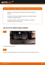 Montare Arc fata VW GOLF IV (1J1) - tutoriale pas cu pas