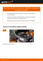 Aflați cum să ajustează Amortizor față BMW